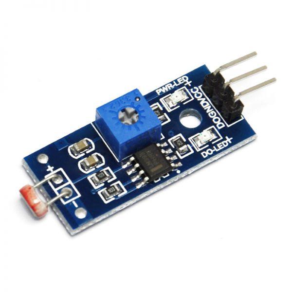 Photosensitive Sensor Module (LDR Module)