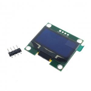 1.3 OLED module blue color IIC I2C 128X64 1.3 inch OLED LCD LED Display Module For Arduino 1.3 IIC I2C